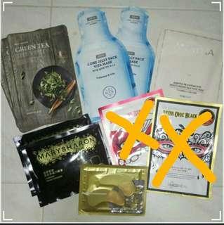 Masks - Assorted Brands