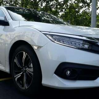 SAMBUNG BAYAR HONDA CIVIC TCP 1.5 TURBO