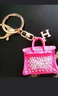 Swarovski key holder