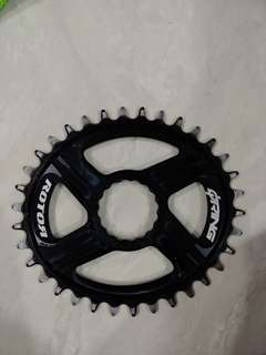 Rotor Qring Oval Chainring