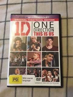 1D dvd