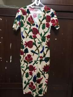Zara Floral dress original