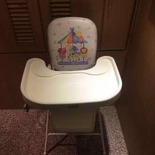 COSCO 小朋友餐桌椅 餐桌椅 兒童椅 餐椅