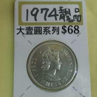 市價$68要錢!不要貨價$……?HK硬幣系列