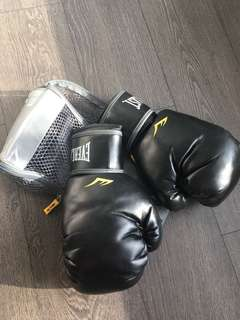 NEW Everlast Classic Boxing Gloves