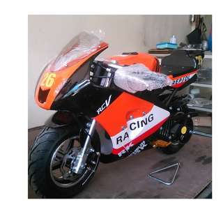MOTOR MINI GP REPSOL