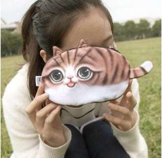 Long Kitten Pencil Case