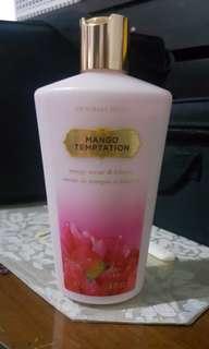 Victoria's Secret Mango Temptation Body Lotion