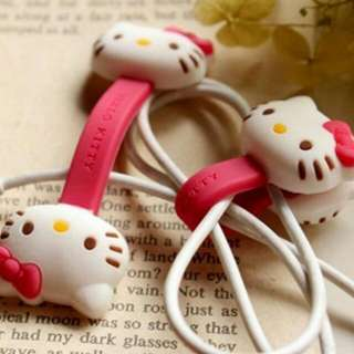 1 Piece Hello Kitty Earphone Winder