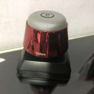 Valore Bluetooth speaker V-BTS307 red