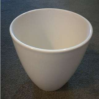 No Fuss White Vase for your home decor!