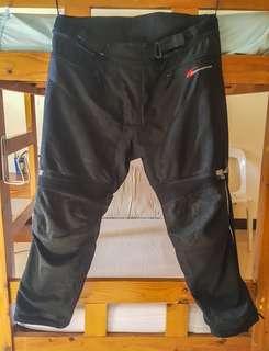 Komine Motorcycle Pants