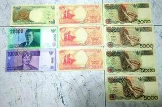 Beautiful Indonesia Bank Note Series