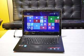 1TB 4GB Lenovo Ideapad G40 Corei5 5th Gen DualVC 14in GAMING Laptop