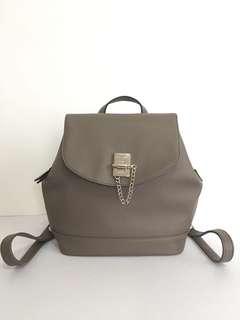New! Nine West Lock Mark Flint Backpack Bag
