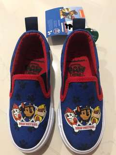 PAW Patrol shoes for kids (original by Nickelodeon)