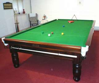 Pools table for your holidays available at good prices