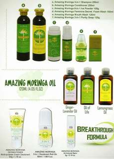 First vita plus amazing malunggay products