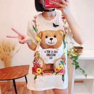 MOSCHINO 女  千秋熊