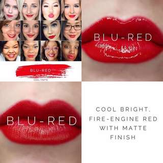 BN Factory Sealed BluRed LipSense