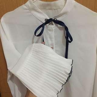 berrybenka flare blouse