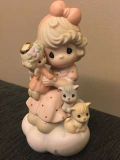 Precious Moments Figurine- If You Could Only See Heaven