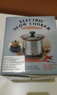 Slow Cooker Akebonno Penanak Elektrik 0,7L TH-K39