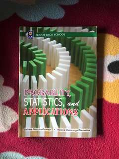 Stat & Prob Book for SHS