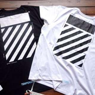 Off white x Champion Tshirts