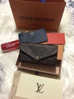 Louis Vuitton Jeanne Wallet