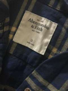 Abercrombie & Fitch loongsleeves