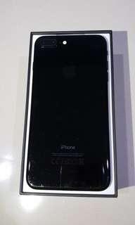 Apple Iphone 7 Plus 128GB Jet Black color
