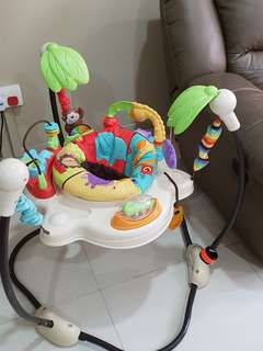 ( On hold) Fisher Price Jumperoo