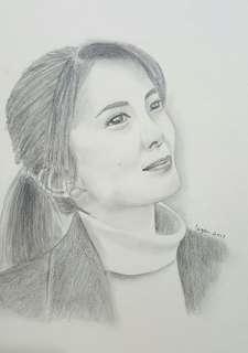 Customised Pencil Portraits