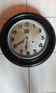 🚚 原木時鐘( 直徑43cm)