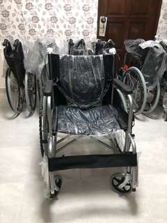 BN black self wheeling wheelchair INSTOCK!!