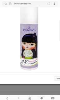 Korean pudding & bb cream Velieve