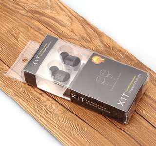 Authentic X1T wireless Bluetooth earbuds