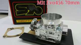 Evo 456 70mm S90 Throttle Body