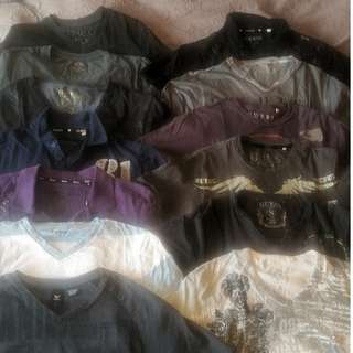 Moving sale! Guess, Armani Exchange, American Eagle Small T-Shirts