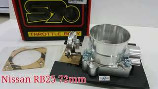 Nissan RB25 72mm S90 Throttle Body