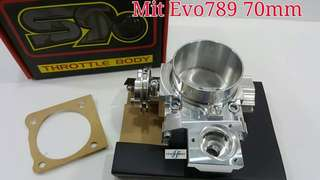 Evo789 70mm S90 Throttle Body