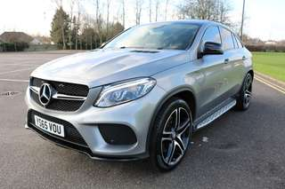 Mercedes benz GLE450