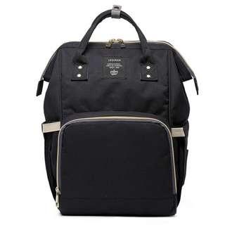 💐 Free delivery! Pre-order: Baby Diaper Bag/ Mommy Nursing Bag(Black)