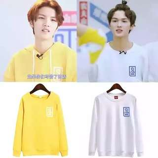 IDOL PRODUCER TRAINEE SWEATSHIRT