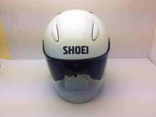 Shoei Jstream White
