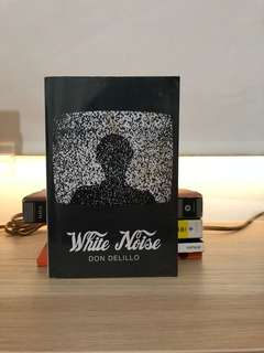 Don DeLillo - White Noise (Picador 40th Anniversary Edition)