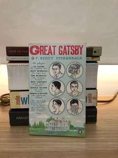 F. Scott Fitzgerald - The Great Gatsby (Penguin Essentials Edition)