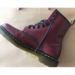 Dr Marten (authentic) 1460 Cherry Smooth