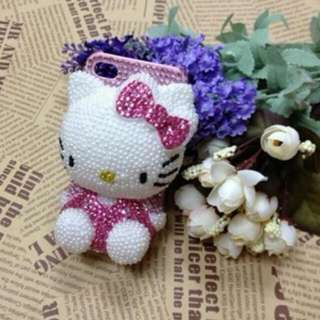 Handmade 3D Kitty Doll iPhone 4 | 4S Case